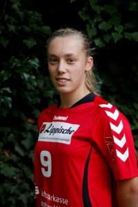 Dagmar Nelissen erzielte vier Tore