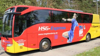 Weibl. B-Jugend: Mit dem Bus zum Final Four Finale