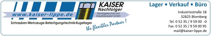 KAISER_Nachfolger