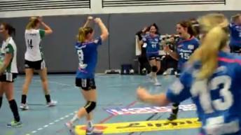 HSG TV: HSG Blomberg-Lippe spielte 31:31 gegen den VfL Oldenburg