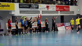 HSG-TV: HSG Blomberg-Lippe erkämpfte sich ein 29:29 gegen den Buxtehuder SV