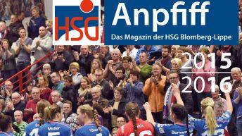 Anpfiff 26. Spieltag – Sa. 14.05.2016 – BVB Dortmund Handball