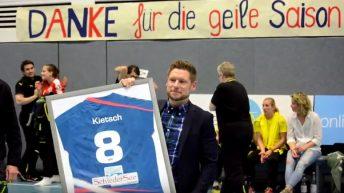 HSG-TV: 21:27-Heimniederlage der HSG gegen Borussia Dortmund