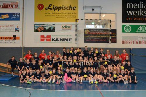 HSG-Handballcamp 2018
