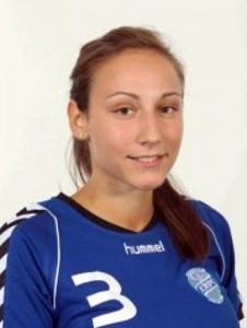 Spielerin Iris Guberinic