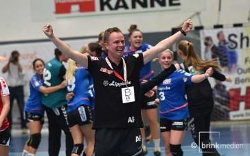 André Fuhr möchte auch morgen Grund zum Jubel haben. © brink-medien