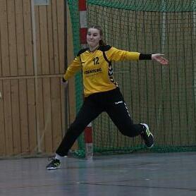 Yasmin Celina in Aktion